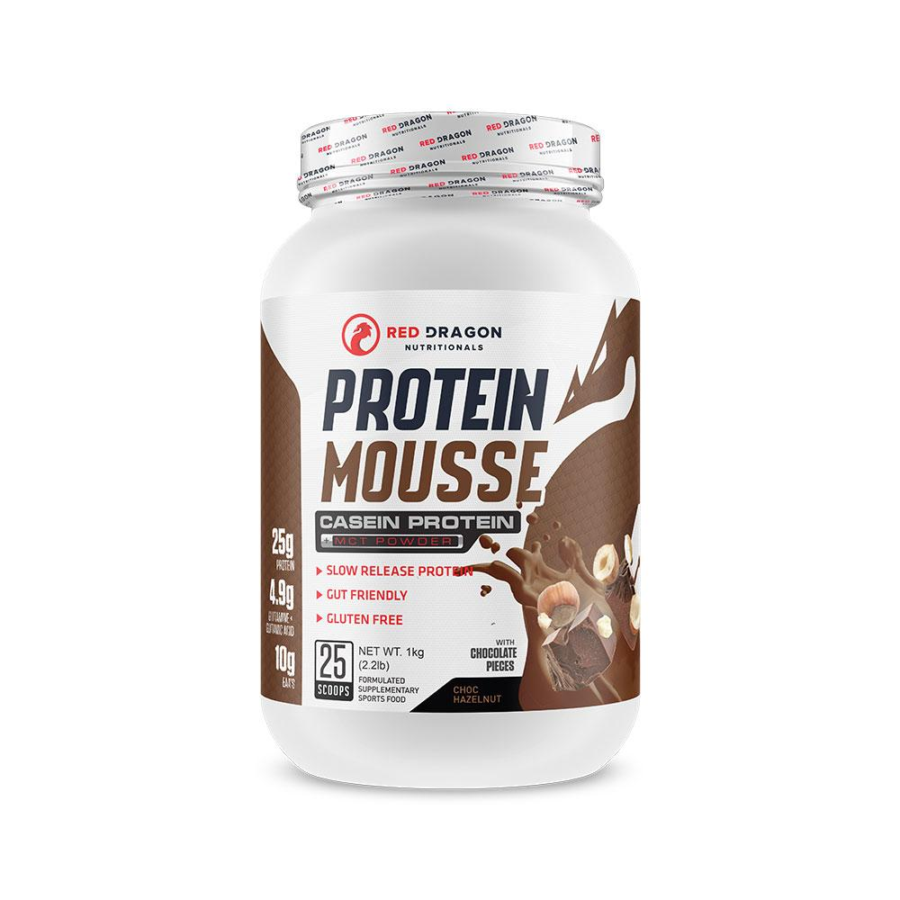 Red Dragon Nutritions - Protein Mousse - Super Nutrition