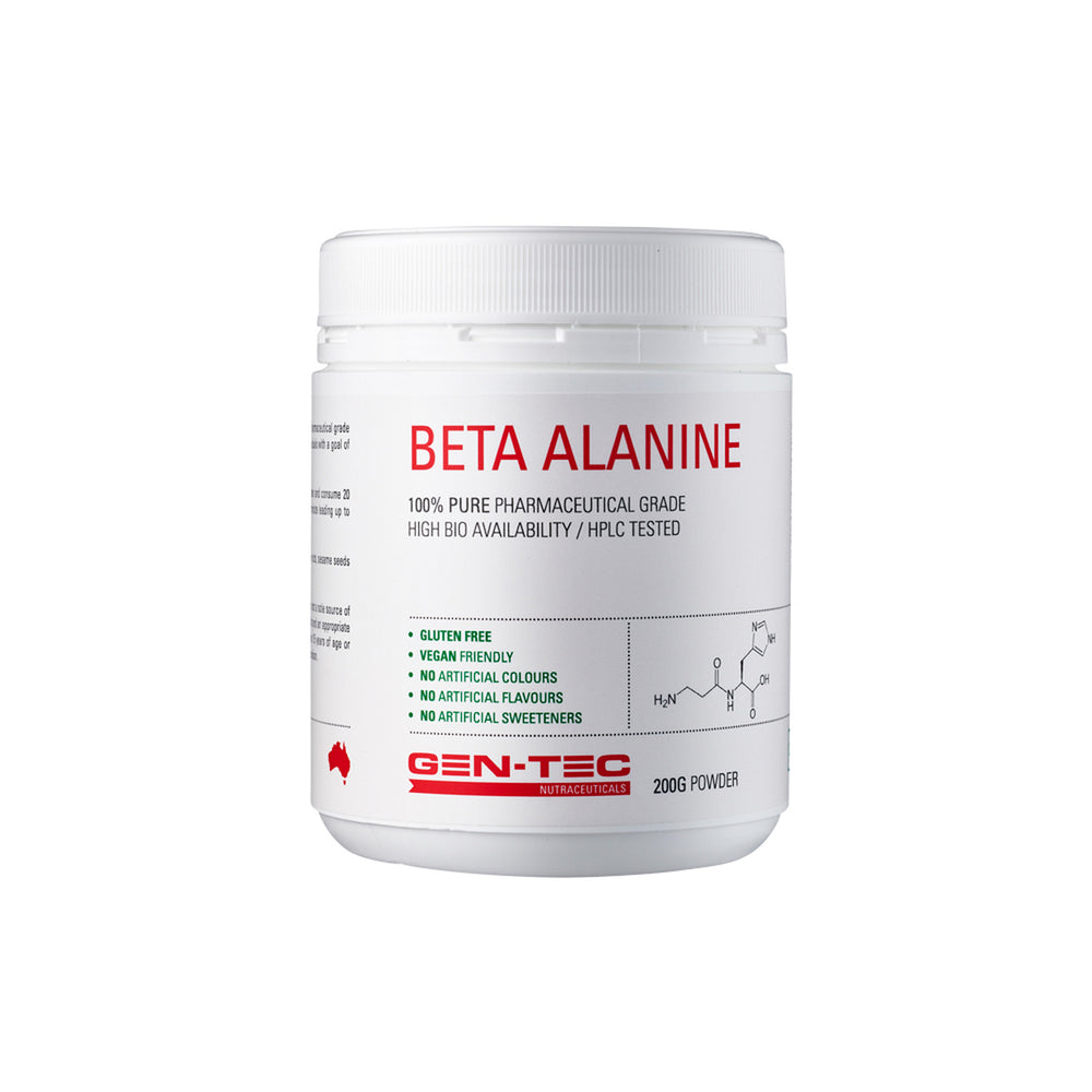 Gen - Tec Beta Alanine - Super Nutrition