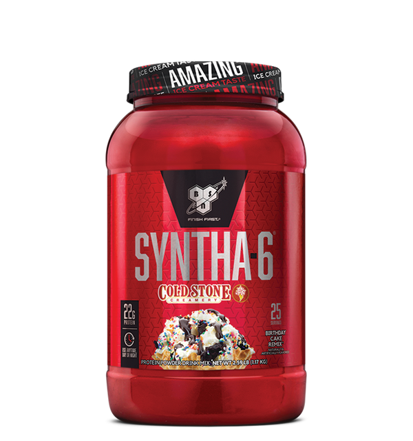 BSN Syntha 6 Cold Stone Creamery - Super Nutrition