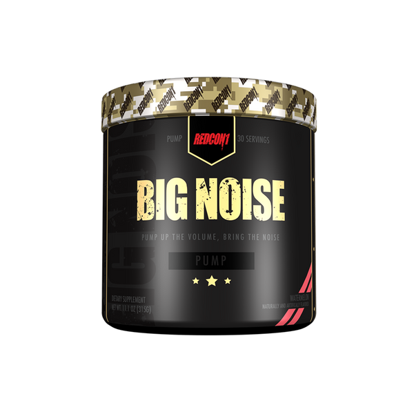 Redcon 1 Big Noise - Super Nutrition