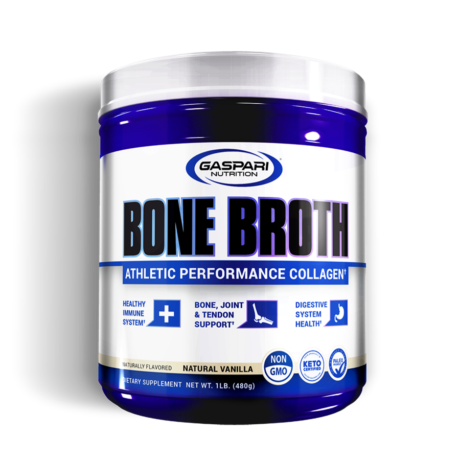 Gaspari Nutrition Bone Broth | Athletic Performance Collagen - Super Nutrition