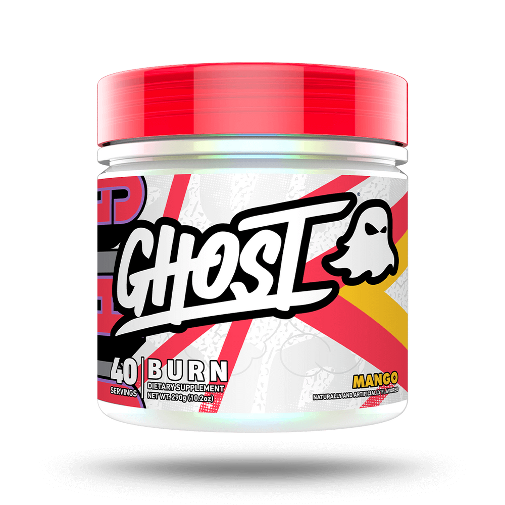 Ghost Burn - Super Nutrition