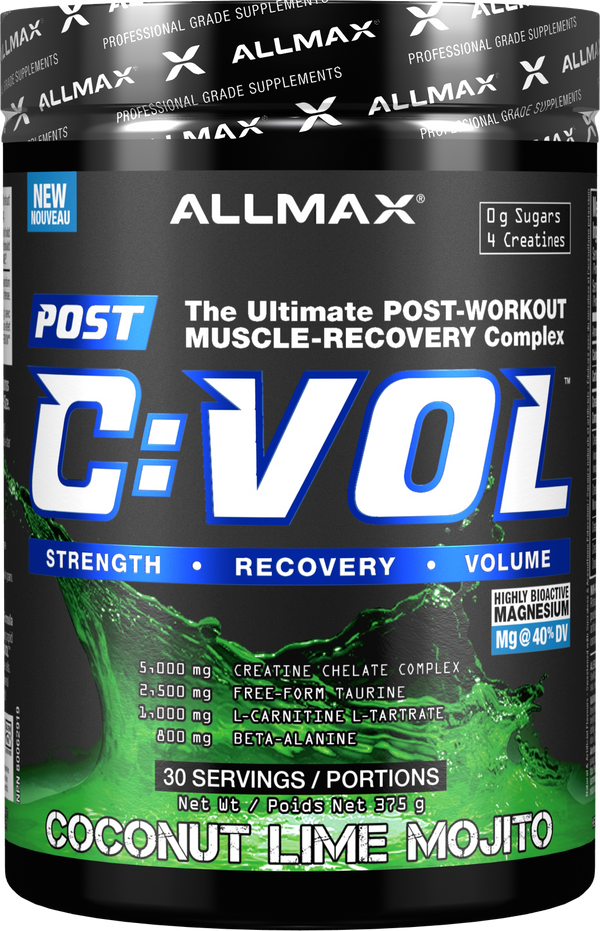 Allmax Nutrition C:VOL - Super Nutrition