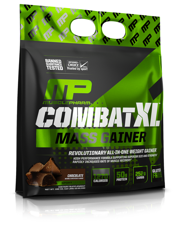 MusclePharm Combat XL - Super Nutrition