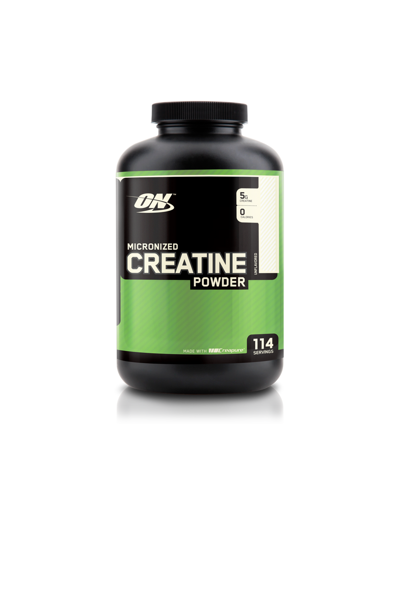 Optimum Nutrition Micronized Creatine Powder - Super Nutrition