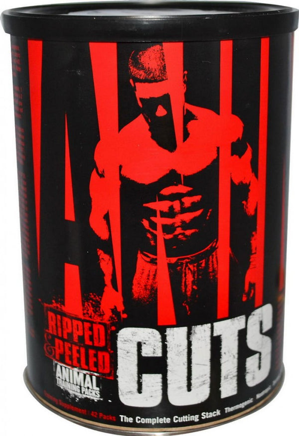 Universal Nutrition Animal Cuts 42 Packs - Super Nutrition