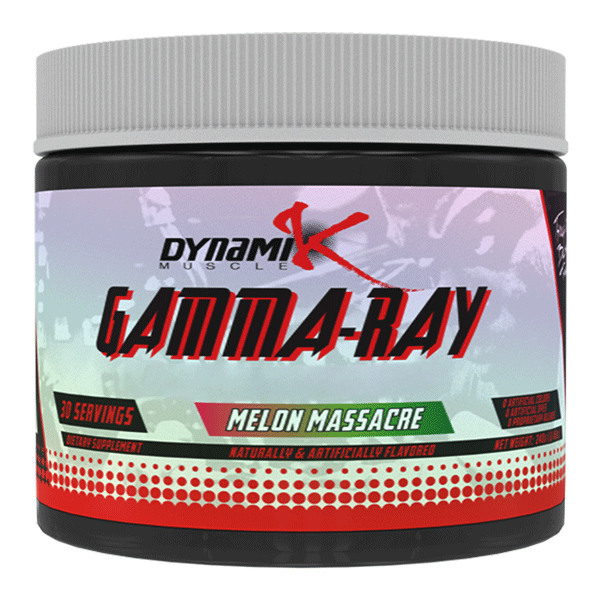 Dynamik Muscle Gamma Ray 30 Serve