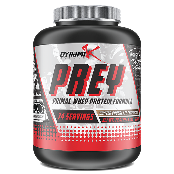 Dynamik Muscle - Prey