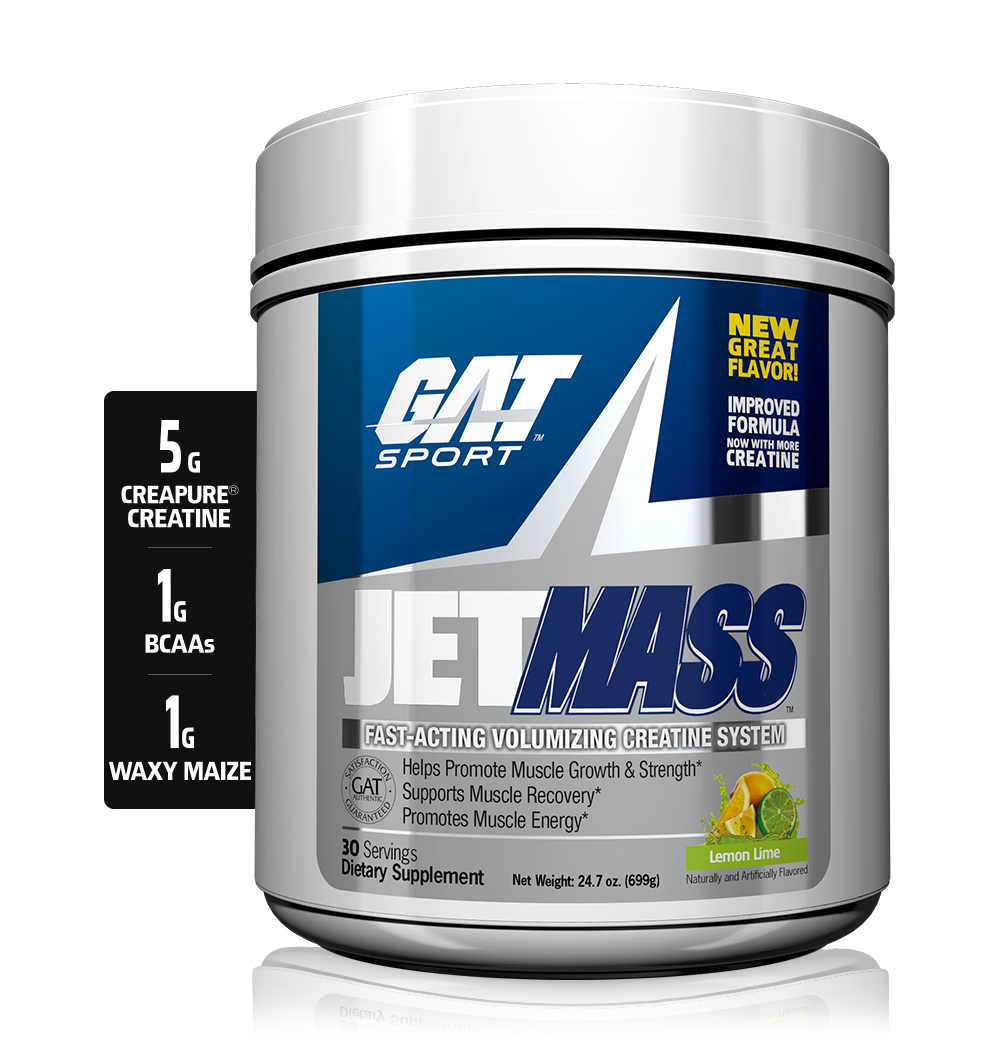 GAT Jet Mass Creatine System - Super Nutrition