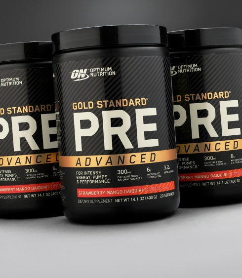 ON Gold Standard PRE ADVANCED - Super Nutrition