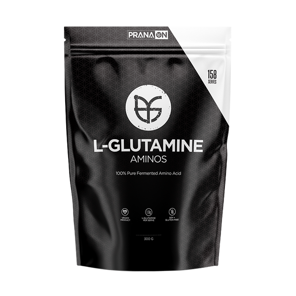 Prana On L-Glutamine - Super Nutrition