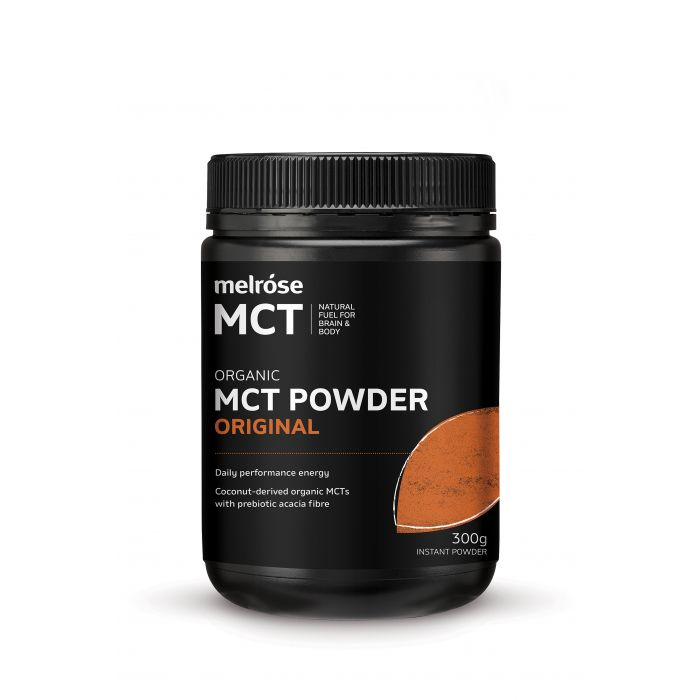 MELROSE MCT POWDER ORIGINAL 300G - Super Nutrition
