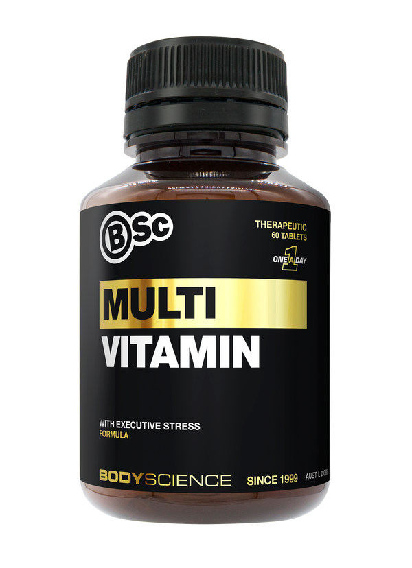 BSc Multi Vitamin - Super Nutrition