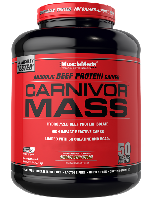 MuscleMeds Carnivor Mass - Super Nutrition