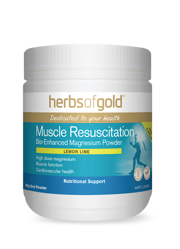Herbs of Gold Muscle Resuscitation - Super Nutrition