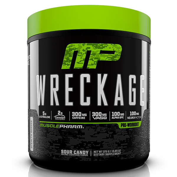 Muscle Pharm Wreckage - Super Nutrition