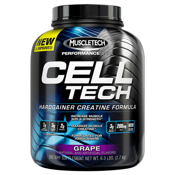 MuscleTech Cell Tech Performance Series - Super Nutrition