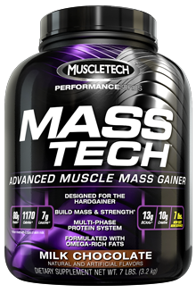 MuscleTech Mass-Tech  Peformance Series - Super Nutrition