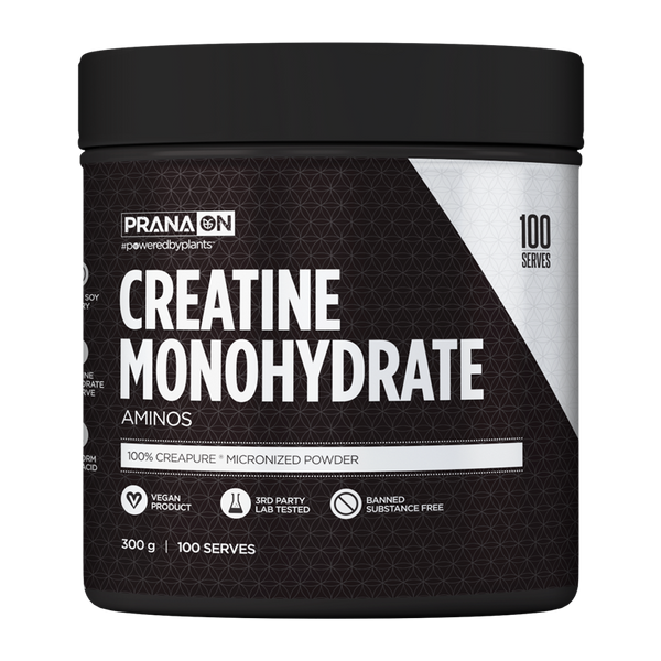 Prana On Creatine Monohydrate - Super Nutrition