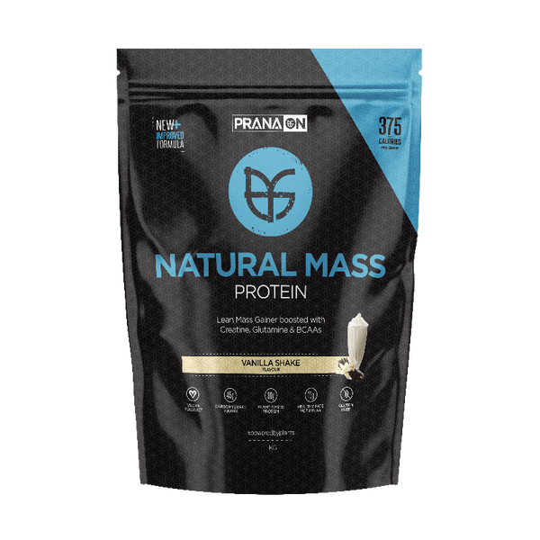 Prana On Natural Mass - Super Nutrition