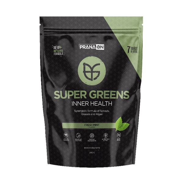 Prana On Super Greens - Super Nutrition