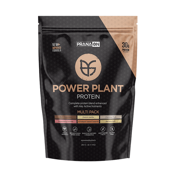 Prana On Power Plant Multi Pack 264g - Super Nutrition