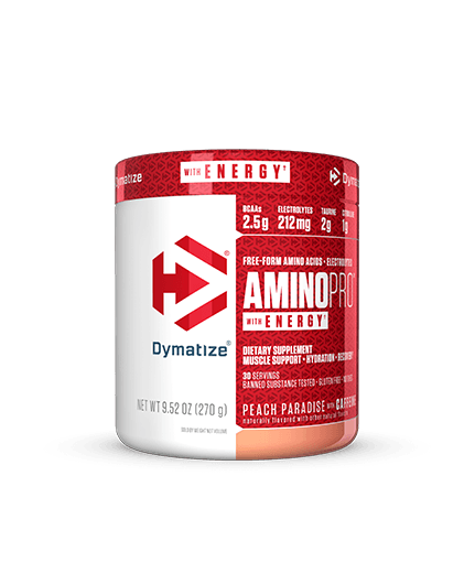 Dymatize Amino Pro with Caffeine - Super Nutrition