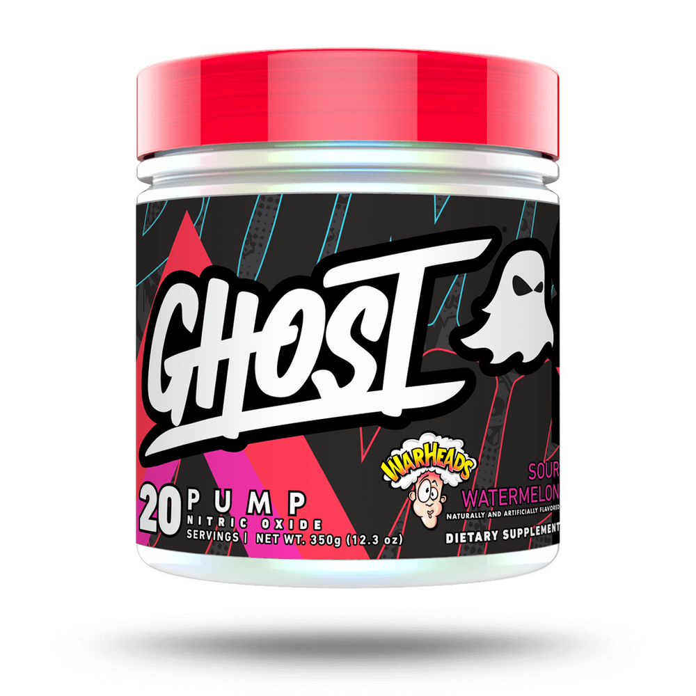 Ghost Pump - Super Nutrition