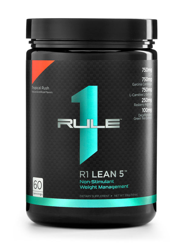 R1 Lean5 60 Serve - Super Nutrition