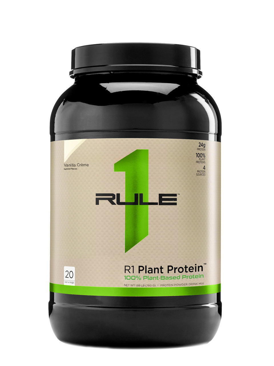 Rule 1 R1 Plant Protein - Super Nutrition