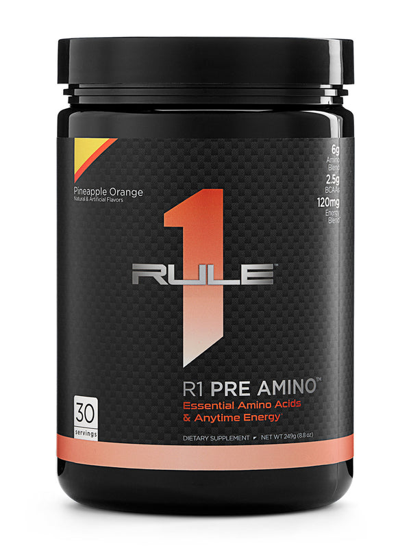 Rule 1 Pre Amino 30 Serve - Super Nutrition