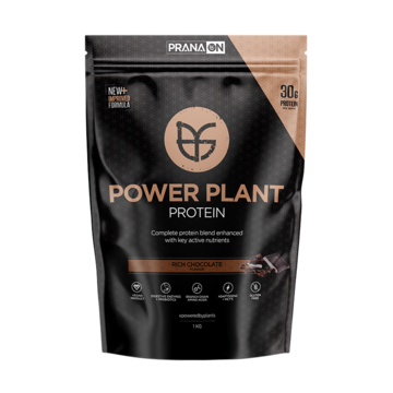 Prana On Power Plant Protein - Super Nutrition