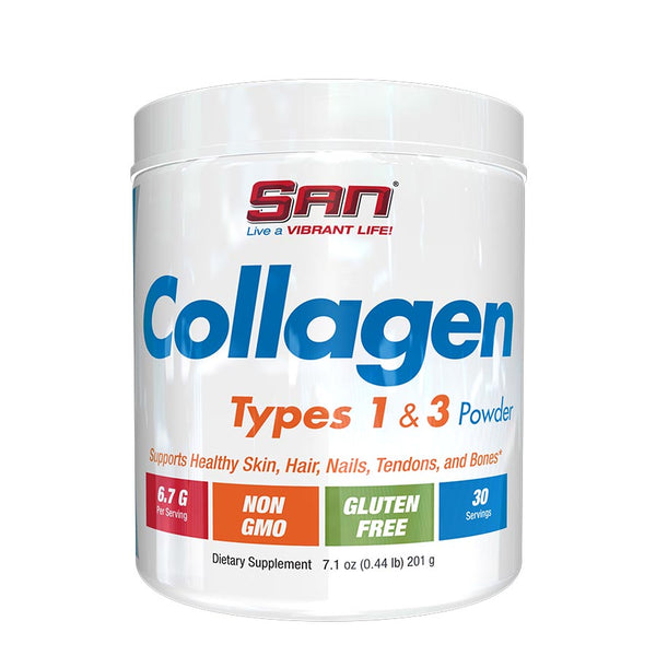 SAN Collagen Types 1 & 3 Powder - Super Nutrition