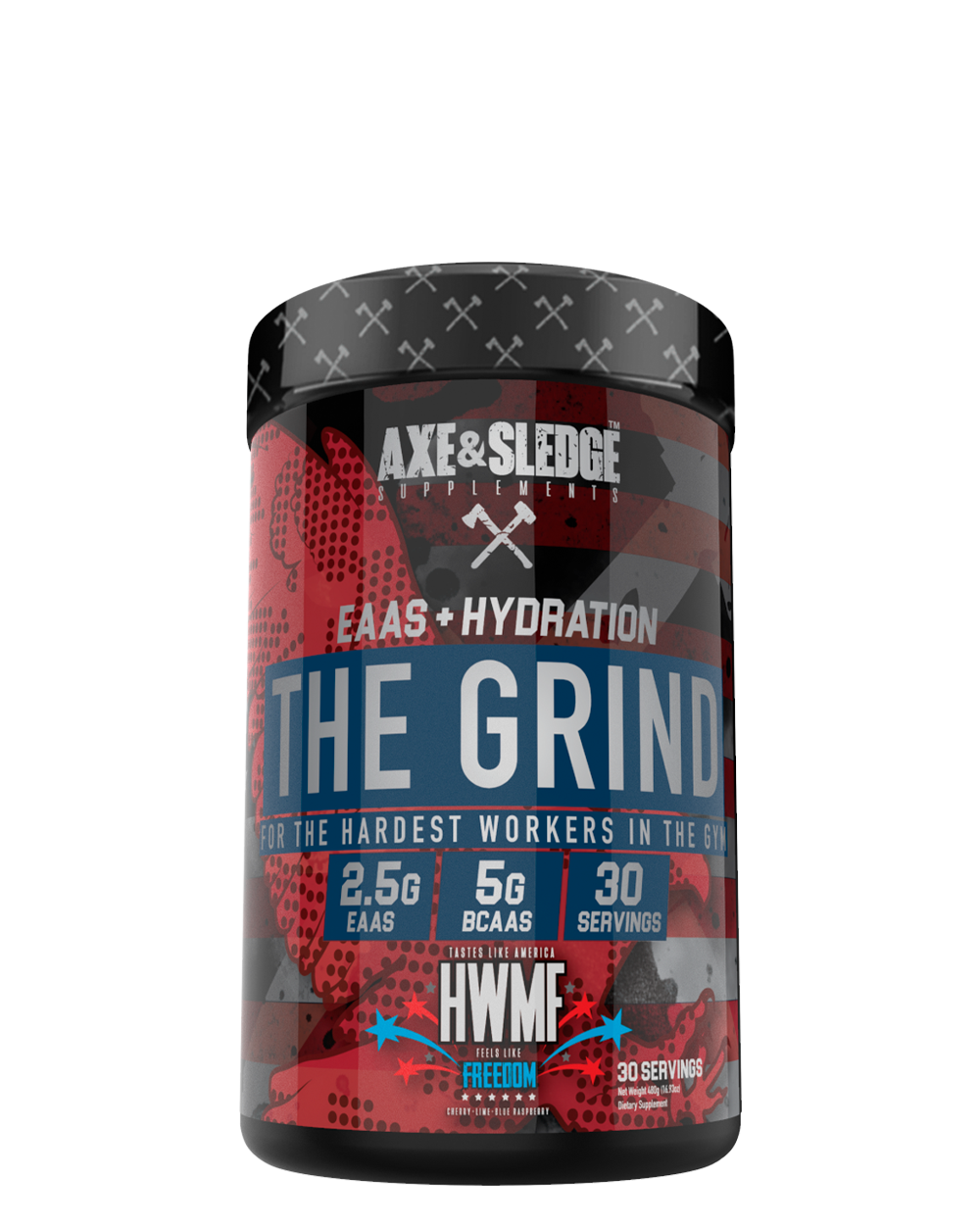 Axe & Sledge THE GRIND - Super Nutrition