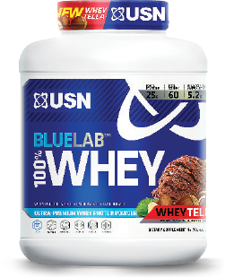 USN Blue Lab 100% Whey - Super Nutrition