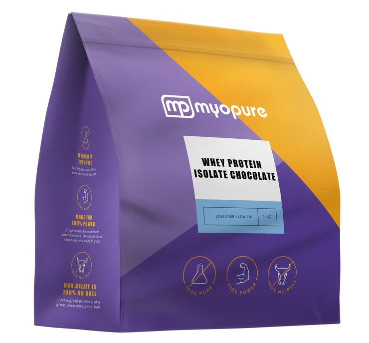 Myopure Whey Protein Isolate - Flavoured - Super Nutrition