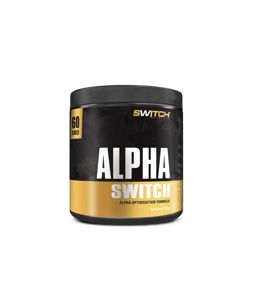 ALPHA SWITCH - Super Nutrition