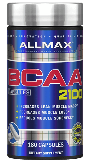 Allmax BCAA 2100 - Super Nutrition