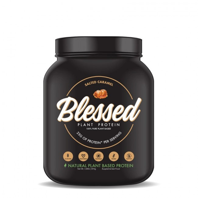 Blessed Plant Protein - Super Nutrition