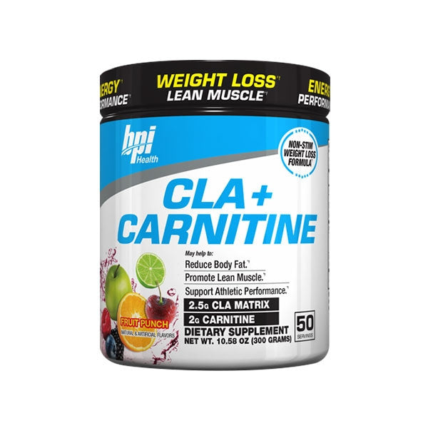 BPI Sports CLA + Carnitine - Super Nutrition