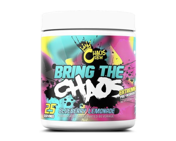 Bring the Chaos by Chaos Crew - Super Nutrition