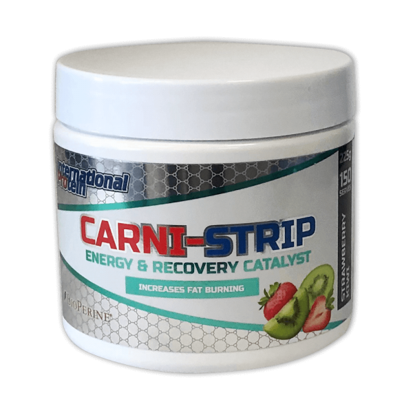 International Protein Carni-Strip 225g - Super Nutrition