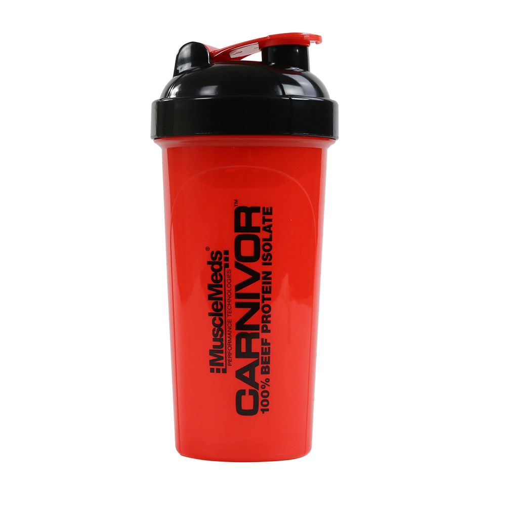 Carnivor Shaker Black/Red - Super Nutrition