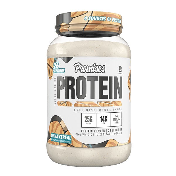 Olympus Lyfestyle PROMISES Protein - Super Nutrition