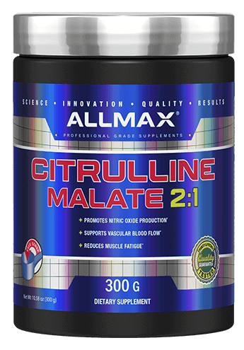 Allmax Cittrulline + Malate 2:1 - Super Nutrition