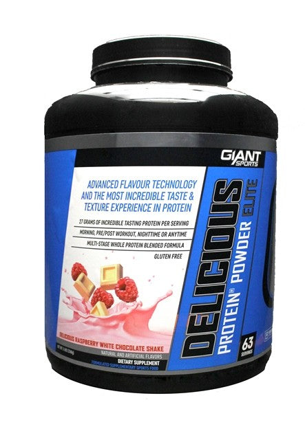 Giant Sports Delicious Protein Elite - Super Nutrition