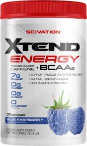 Scivation Xtend Energy - Super Nutrition