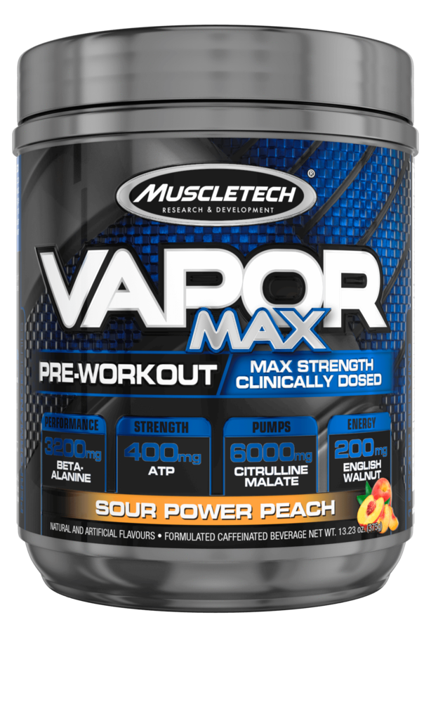 MuscleTech Performance Series Vapor Max - Super Nutrition