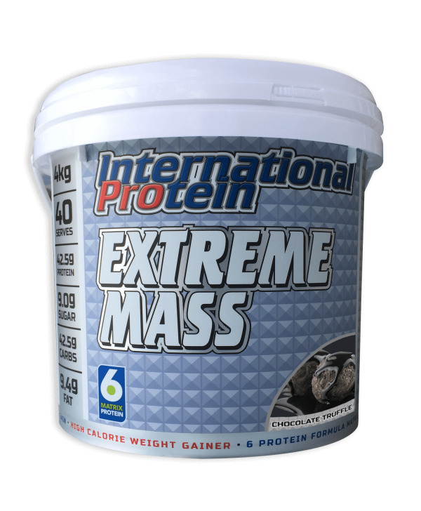 International Protein Extreme Mass - Super Nutrition