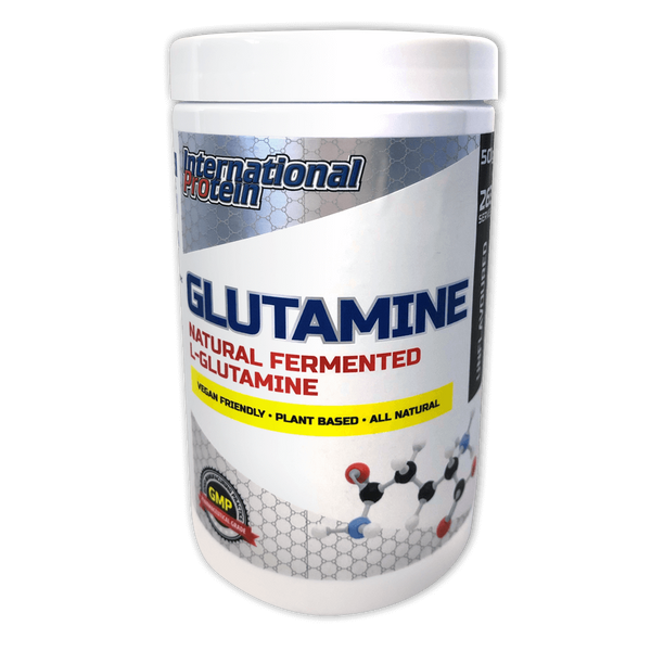 International Protien Glutamine 500g - Super Nutrition